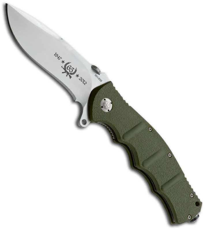 Boker Plus Kalashnikov Flipper 65th Anniversary Knife at BladeHQ.com