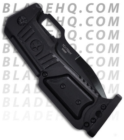 Boker Kalashnikov 2009 Folder Knife 01KAL09 (back) at BladeHQ.com